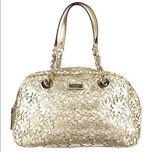 KATE SPADE | Floral handbag